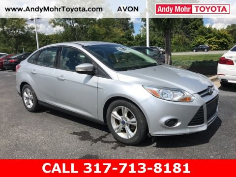 Used cars under 10k avon in andy mohr toyota pre owned 2013 ford focus se fandeluxe Gallery