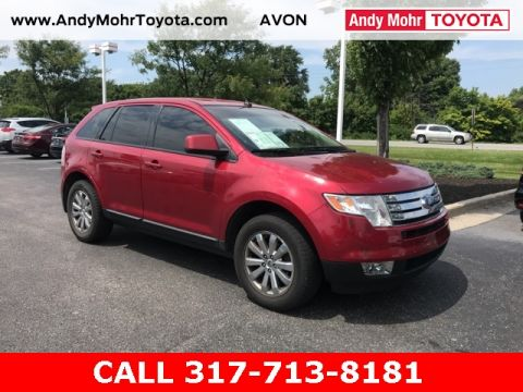 Used cars under 10k avon in andy mohr toyota pre owned 2007 ford edge sel fandeluxe Images