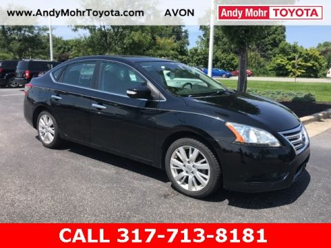 Used 2005 nissan maxima 35 se 4d sedan near indianapolis t18550b pre owned 2013 nissan sentra sl fandeluxe Gallery