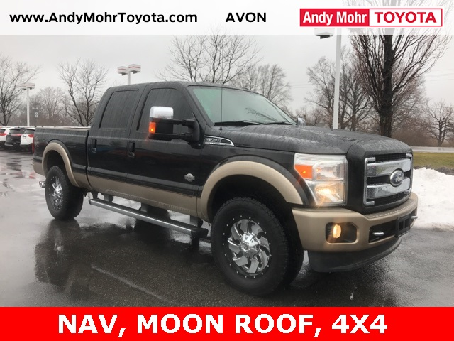 Pre-Owned 2011 Ford F-350SD King Ranch