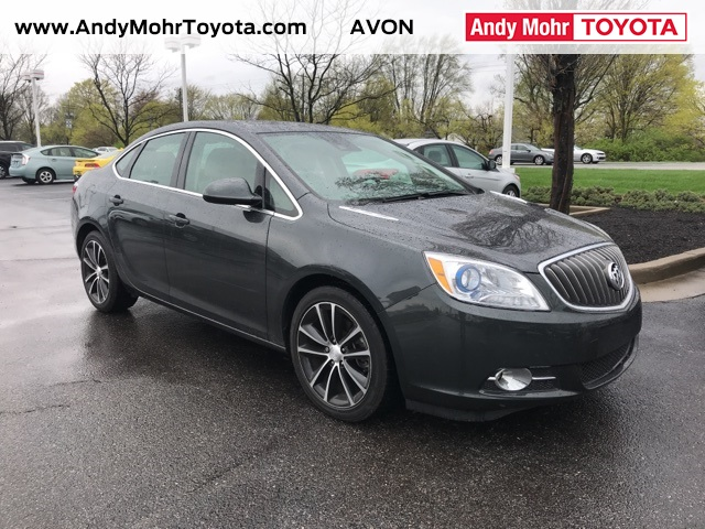 Pre Owned 2016 Buick Verano Sport Touring Group