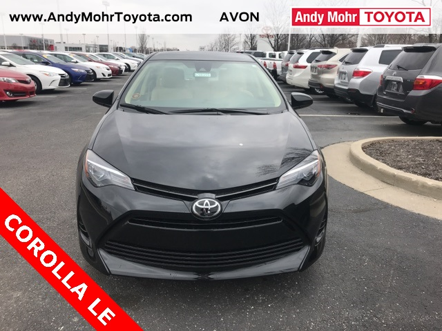 New 2018 toyota corolla le 4d sedan near indianapolis c18315 andy new 2018 toyota corolla le fandeluxe Image collections