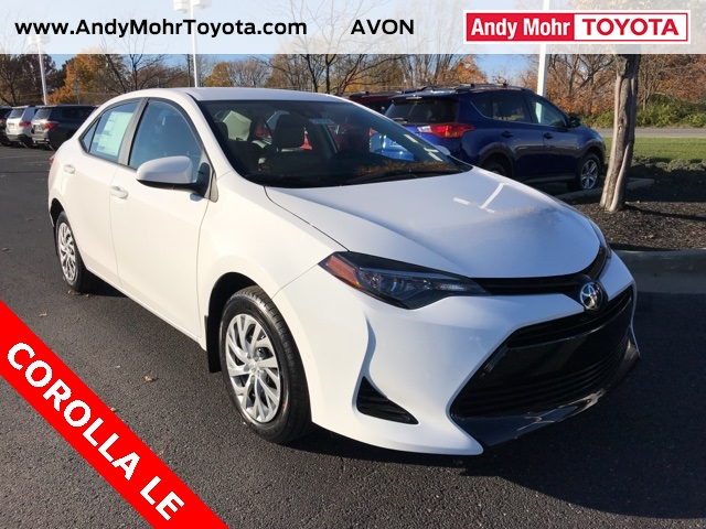New 2018 toyota corolla le 4d sedan near indianapolis c18158 andy new 2018 toyota corolla le fandeluxe Image collections