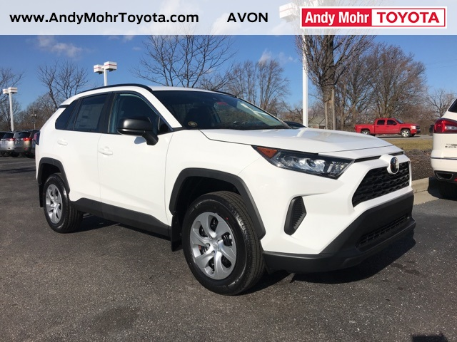 New 2019 Toyota Rav4 Le For Sale T19284 Avon In Andy Mohr Toyota