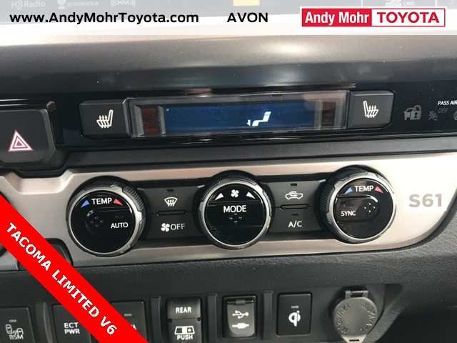 New 2018 toyota tacoma limited 4d double cab near indianapolis new 2018 toyota tacoma limited 4d double cab near indianapolis t18478 andy mohr toyota fandeluxe Images