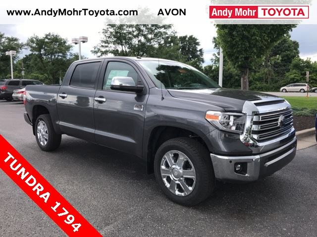 New 2018 toyota tundra 1794 4d crewmax near indianapolis t18829 new 2018 toyota tundra 1794 fandeluxe Images