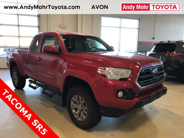 New 2019 Toyota Tacoma Sr5 For Sale T19242 Avon In Andy Mohr Toyota