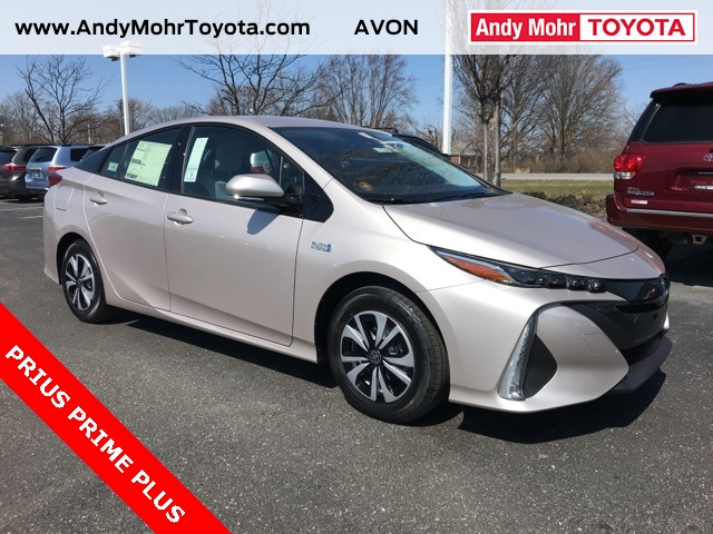 New 2018 toyota prius prime plus 5d hatchback near indianapolis new 2018 toyota prius prime plus fandeluxe Gallery