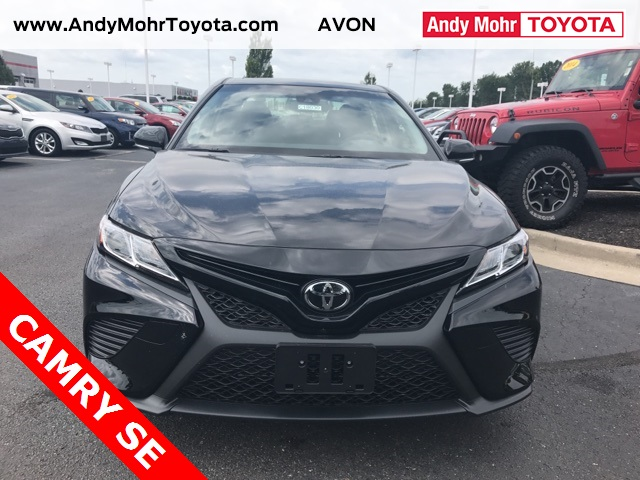 new 2018 toyota camry se 4d sedan near indianapolis c18030 andy mohr toyota. Black Bedroom Furniture Sets. Home Design Ideas