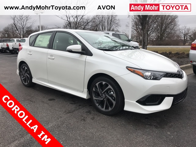 New 2018 toyota corolla im base 5d hatchback near indianapolis new 2018 toyota corolla im base fandeluxe Images