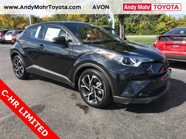 New 2019 Toyota C Hr Limited For Sale T19049 Avon In Andy Mohr Toyota