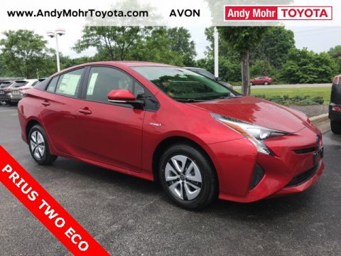 New Toyota Prius For Sale Avon In Andy Mohr Toyota